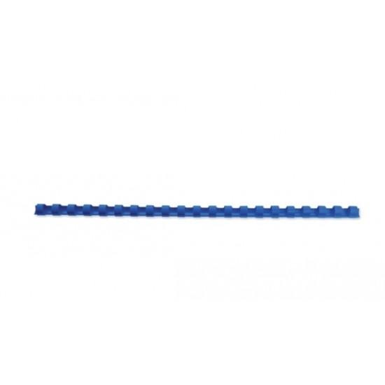 Spirale plastic 10mm albastru 25/cut Peach R-PB410-04 510566