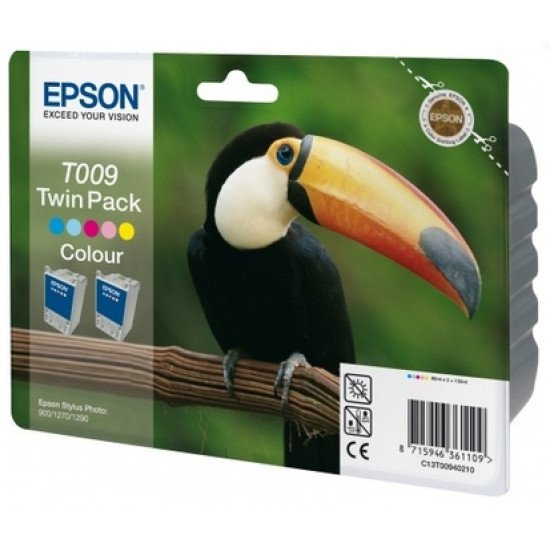EPSON T00940210 Twin color